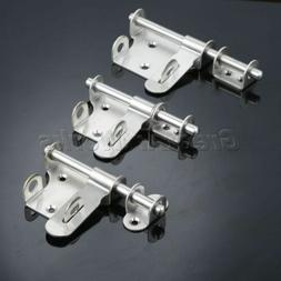 Hardware Latch Heavy Duty Safety Use Lock Stainless Steel Do