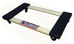 TruePower Hardwood Carpet End Furniture Dolly / Mover's Doll