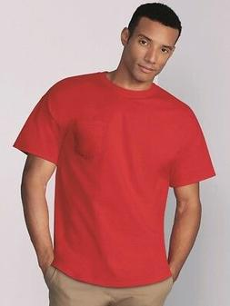 Gildan - Heavy Cotton T-Shirt with a Pocket - 5300