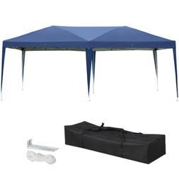 Heavy Duty 10x20' Pop Up Canopy Party Wedding Tent Gazebo Ev