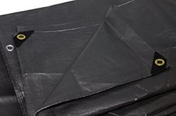 Heavy Duty Silver Tarp 6 OZ., 10'x10'