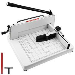 "New Heavy Duty Guillotine Paper Cutter 17""  Commercial Metal"
