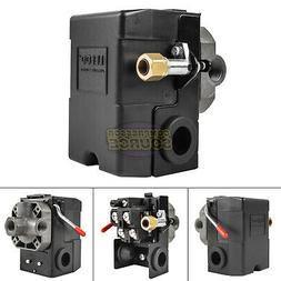 heavy duty air compressor pressure