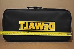DEWALT Heavy Duty Bag  for Hammer Drill Driver Grinder Saw W