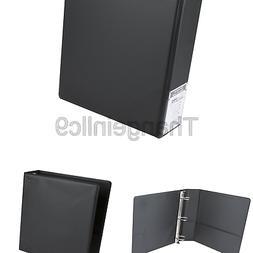 Ultra PRO Heavy Duty Binder 3 Inch, 3-Ring, Black