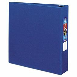 Avery Heavy-Duty Binder with 2-Inch One Touch EZD Ring, Blue