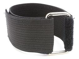 24 x 2 Inch Heavy Duty Black Cinch Strap - 5 Pack