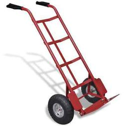 Heavy-Duty Cart Folding Dolly Collapsible Trolley Push Hand