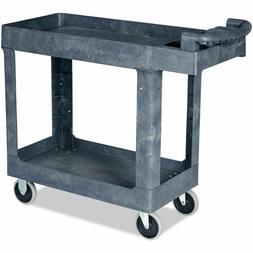 Heavy Duty Cart Tool Office Garden Hotal Shop Utility Rollin
