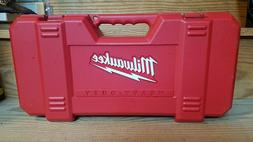 Milwaukee Heavy Duty Case For 6519-31 Sawzall -- CASE ONLY