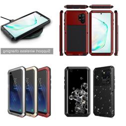Heavy Duty Case Shockproof Armor Bumper Cover For Samsung S2