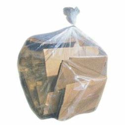 Heavy Duty 55-60 Gallon 3 mil Contractor Trash Bags, 32/Case