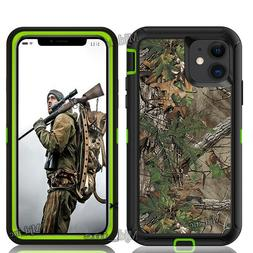 Heavy Duty Defender iphone 11 Military Case + Clip Fits Otte