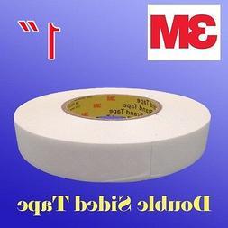 "3M Heavy Duty Double Sided Banner Hem Tape 1""x 165' 55 Yards"
