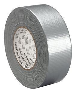 3M Heavy Duty Duct Tape 3939 Silver, 48 mm x 54.8 m 9.0 mil,
