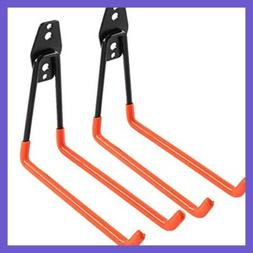 Heavy Duty Garage Storage Utility Hooks For Ladders & Tools