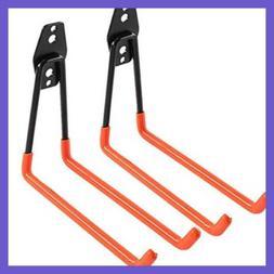 Heavy Duty Garage Storage Utility Hooks For Ladders & Tools