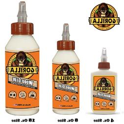 Heavy Duty Gorilla Wood Glue Repair Water Resistant Adhesive
