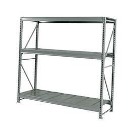 Edsal Heavy Duty Ribbed 3-Tier Deck Panels Steel Freestandin