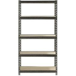 Heavy Duty Metal Muscle Rack Adjustable Steel Storage Garage