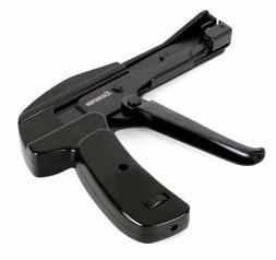Heavy Duty Metal Cable Zip Tie Gun Lightweight Durable Faste
