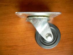 """Shepherd Hardware Heavy Duty Metal Swivel Plate Caster 2.5"""""""