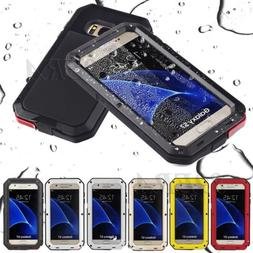Heavy Duty Military Aluminum Metal Waterproof Case Cover Sam