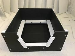 "HEAVY DUTY PLASTIC Whelping Box,LARGE 48"" x 48"" w/FLOOR+RAIL"