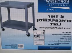 Northern Industrial Tools Heavy Duty Polypropylene 2 Tier Se