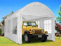 Quictent® 20 x10 Heavy Duty Portable Garage Carport Car She
