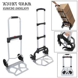 Heavy Duty Portable Truck Folding Hand Truck Dolly Luggage C