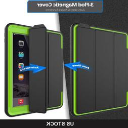 """Heavy Duty Protective CASE COVER for Apple New iPad 9.7"""" 201"""