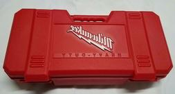 MILWAUKEE HEAVY DUTY RECIPROCATING SAWZALL CASE  FITS MOST