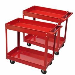 Heavy Duty Rolling Workshop Tool Cart Mechanic Utility Stora