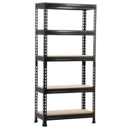 Heavy Duty Storage Shelves Shelving Units Storage Rack Garag
