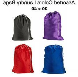 heavy duty sized nylon laundry bag great