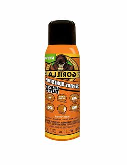 Gorilla Heavy Duty Spray Adhesive Multipurpose and Repositio