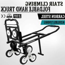 Heavy Duty Stair Climbing Climber Hand Truck Dolly Cart Trol