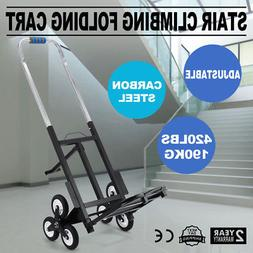 420lb Heavy Duty STAIR CLIMBING Moving Dolly Hand Truck Ware