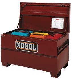 "Jobox 1-653990 42"" Heavy Duty Steel Chest"