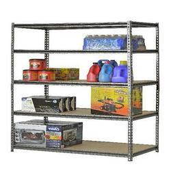 Heavy Duty Steel Shelving Rack for Garage Shop Tools Equipme
