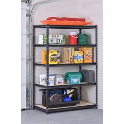 heavy duty steel storage shelving rack 5