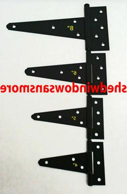Heavy Duty T Hinge Strap Hinge  Shed Door Shed Windows Playh