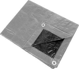 Heavy Duty Tarp 100% Waterproof Reinforced Resistant Canopy