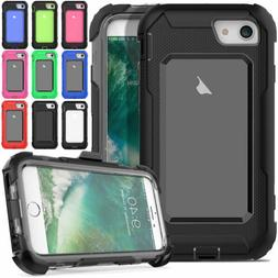 Heavy Duty Tough Protective Belt Clip Phone Case Cover For i