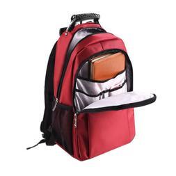 Heavy Duty Travel Sports Shoulder Backpack Hiking Zipper Lap