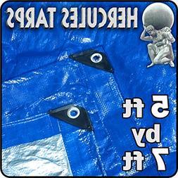 EasyGO Tarp2-5x7-1 5' x 7 Tent Shelter Cover Waterproof Tarp