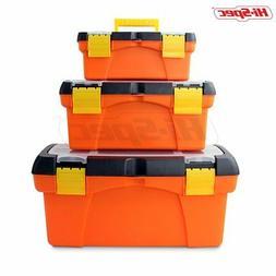 hi spec heavy duty tool box set