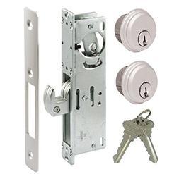 Hook Deadbolt Mortise Gate Lock for Sliding Gates and Steel
