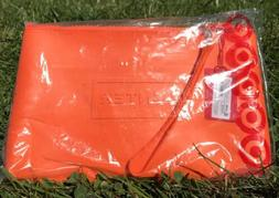 Hunter Large Zipper Pouch Orange Flash NWT SOLD OUT